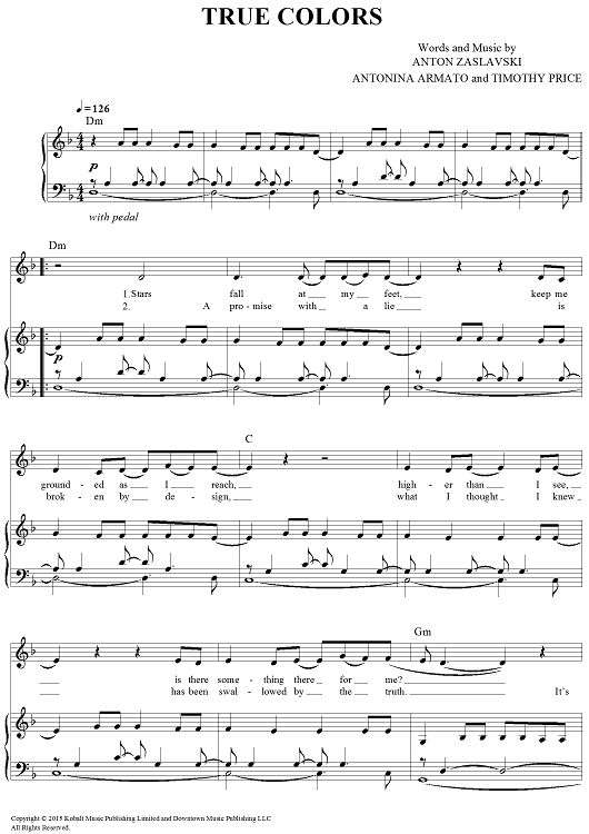 Dorable Color Blind Sheet Music Gift Printable Coloring Pages For