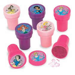 Disney Princesses Stampers from Smilemakers    $19.99 for 24