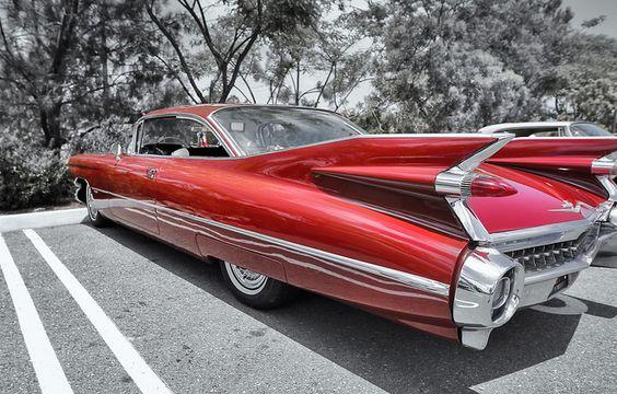 Classic 1959 Cadillac Colour Pinterest Classic