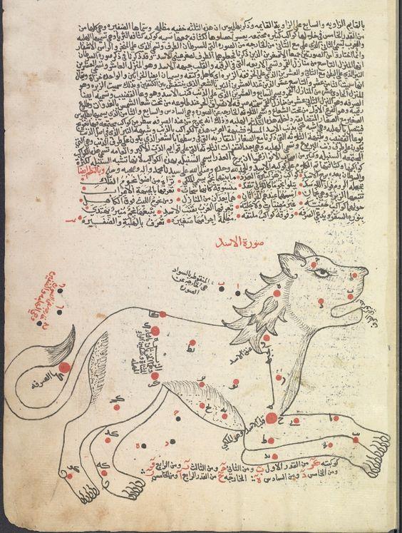 ṣuwar Al Kawakib صور الكواكب Creator ṣufi ʻabd Al Raḥman Ibn ʻumar 903 986 صوفي عبد الرحمن بن عمر Vintage Astronomy Prints Astronomy Constellations