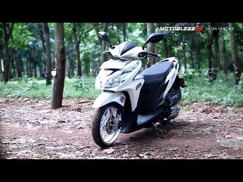 Pin By Allixs Mustofa On Vario In 2020 Honda Scooter