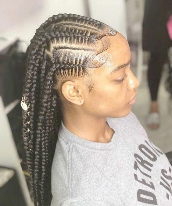 Braiding Hairstyles Feed In Braids For Black Women Blackteenagegirlhairstyles Braids For Black Women Feed In Braids Hairstyles Feed In Braid