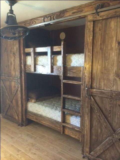 Diy Bunk Beds My Dad Made This He Is Truly Amazing He Can Do Anything He Sets His Mind To Bunk Beds Diy Bunk Bed Kids Bunk Beds