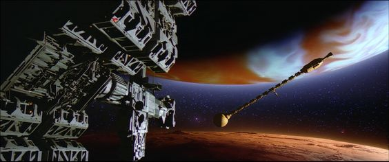 2010: THE YEAR WE MAKE CONTACT . . . a different kind of work of art than 2001, but still a wonderful, gorgeous film.