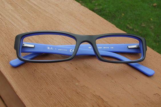 Ray Ban RB 5245 eyeglasses Sunglasses frames.