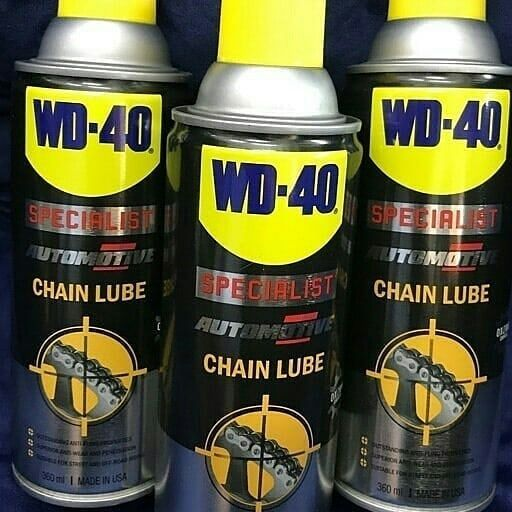 Repost Wd 40 Specialist Automotive Chain Lube Dm Us For More