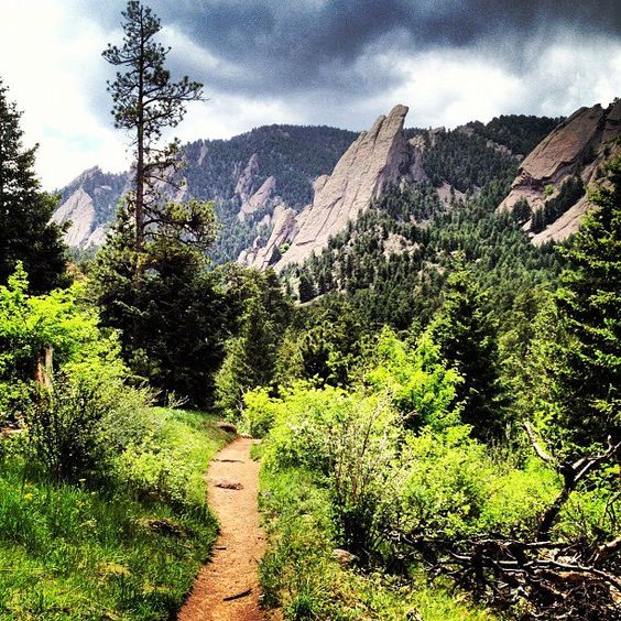 101 Of The Most Beautiful Hikes In Colorado: Colorado, The Flatiron And Hiking On Pinterest