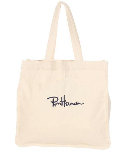 【手ぶらスタイルの時代は終わり】ロンハーマンのトートバッグは全ての悩み解決