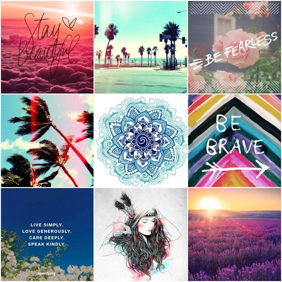 Brave inspirational collage. BELIEVE. #wallpaper #cute #pretty ...