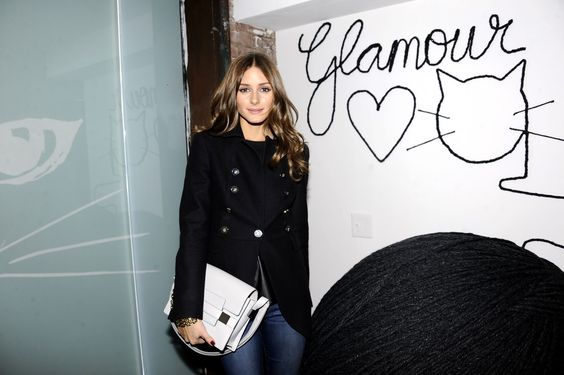 Olivia Palermo At The Glamour Cat Fashion Concept Store Beauty Party