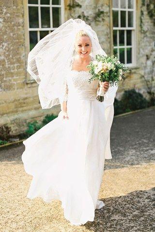 Romantic Country House Wedding (BridesMagazine.co.uk)