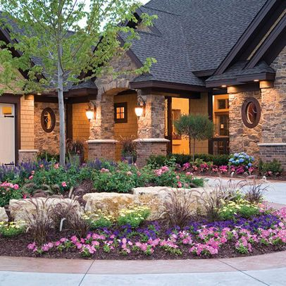 Xeriscaping Courtyard Design Ideas Pictures Remodel