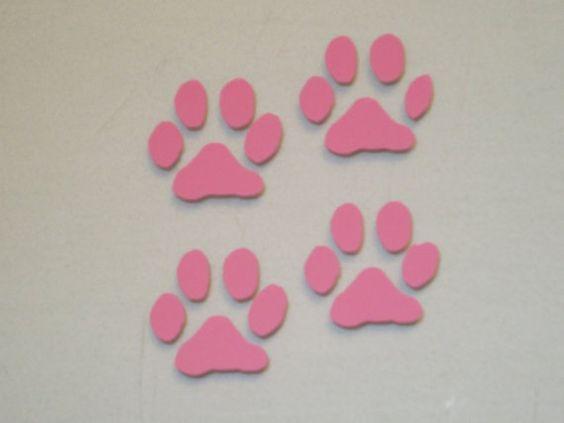 Dog/Cat Paw Prints Animal/Pet Best Friend Tracks Vinyl Decals/Stickers