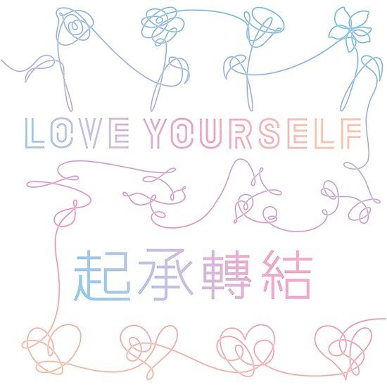 Bts Love Yourself Albums Connected More Colors Available See Desc Bts Love Yourself Love Yourself Album Bts Tattoos