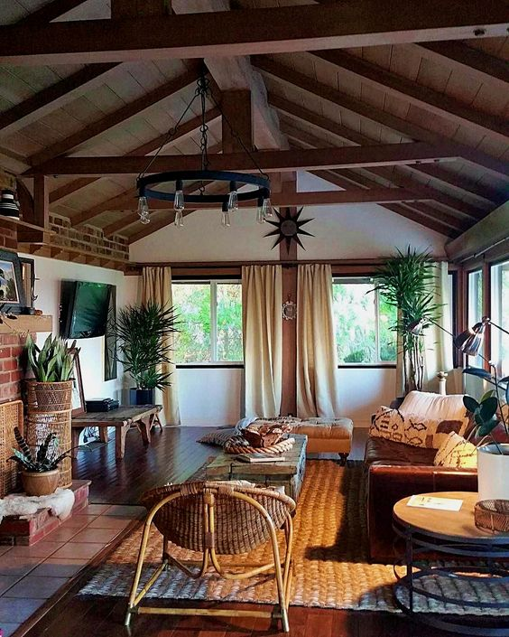 Living Room In Beige Coco Lapine Design In 2020 Home Living Room Remodel Cheap Home Decor