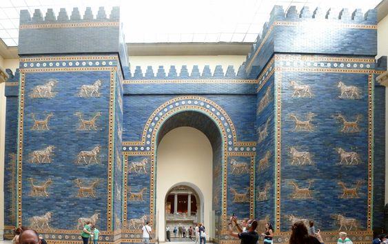 Ischtar Tor Pergamon Museum Berlin