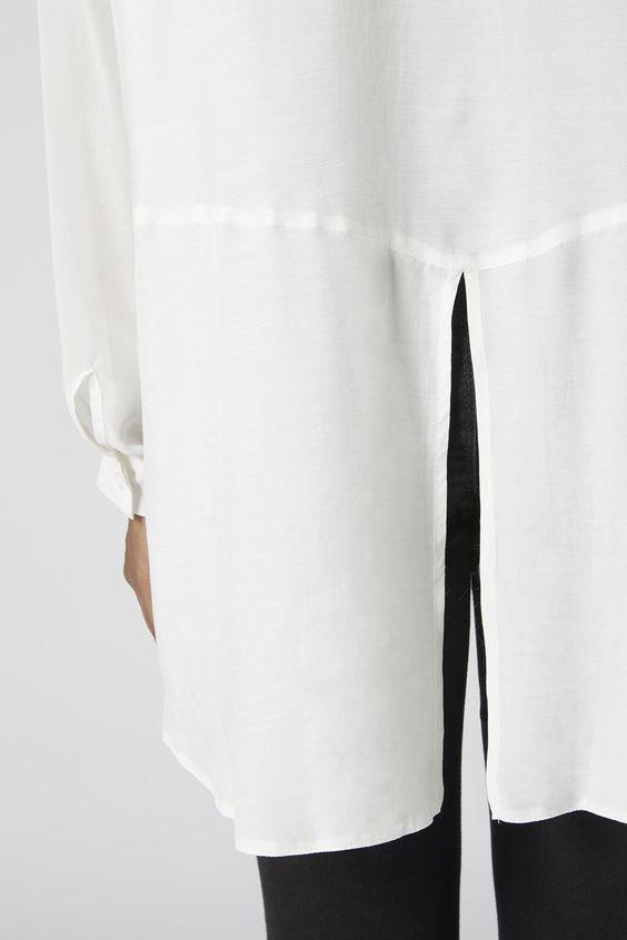 Photo 5 of Split Back Shirt