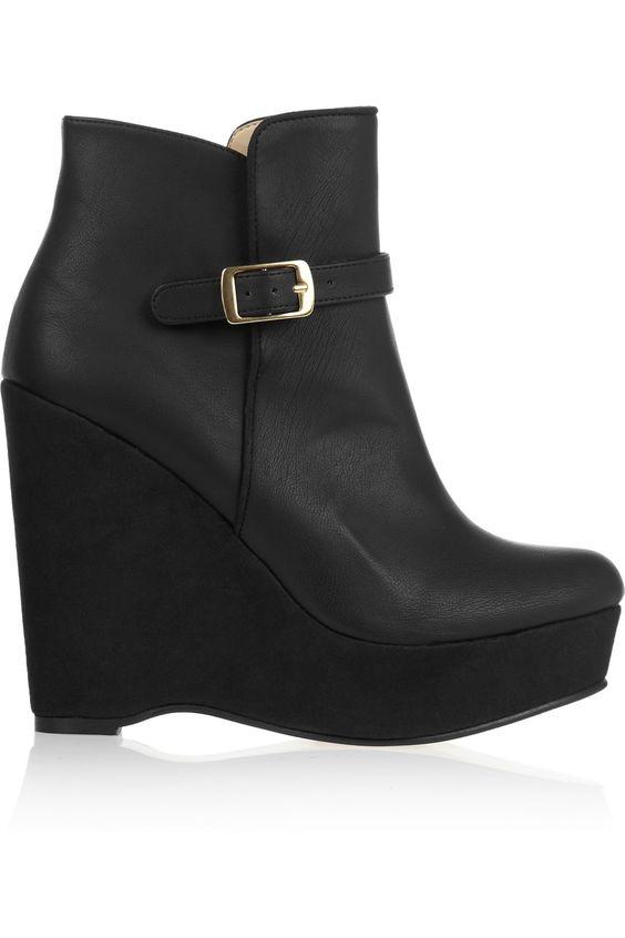 / Stella McCartney ankle boots