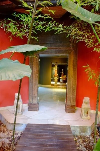 Cau Charmant: Asia Gardens - Hotel & Thai Spa, su maravilloso Spa (II)