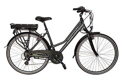 Zundapp E Bike Damen Elektrofahrrad Alu Mit 21 Gang S