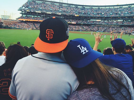 Cute idea-subtract the dodger hat #sffalife