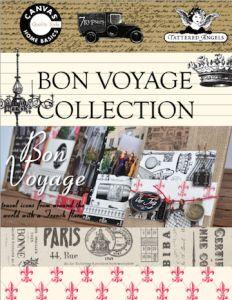 Bon Voyage Front Cover Art