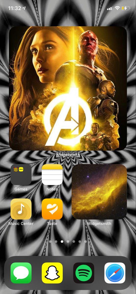 Avengers Home Screen Yellow Marvel Iphone Wallpaper Iphone Wallpaper Ios Avengers Theme Ideas for marvel wallpaper for iphone