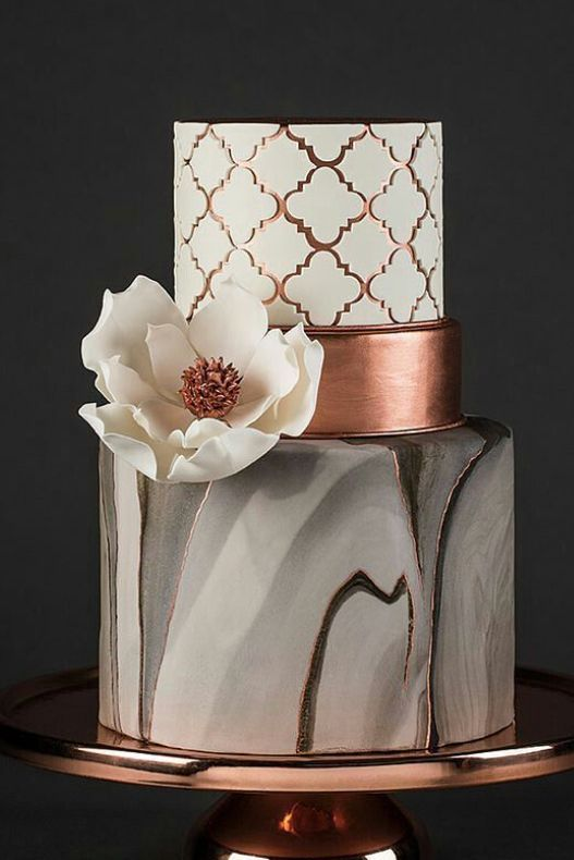 Creative Ideas For Cakes Weddings More With Images Marble