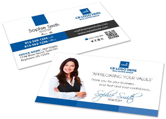 Coldwell Banker Business Cards Coldwell Banker Business Card Printing In 2020 Keller Williams Business Cards Realtor Business Cards Printing Business Cards