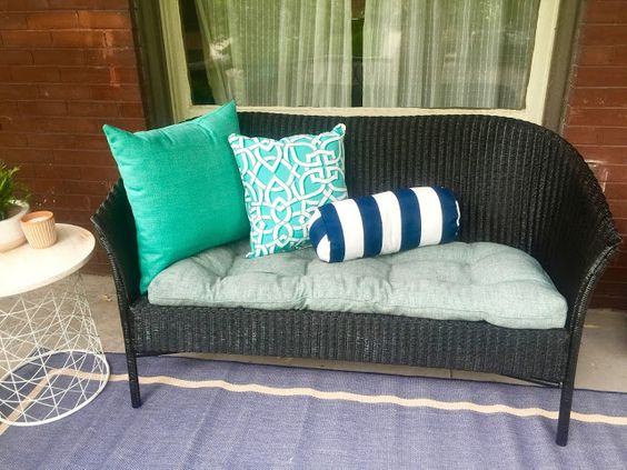 Updating the Front Porch - Midtown Modern KC