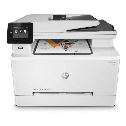 Hp Laserjet Pro Mfp M281fdw Multifuncion Laser Color Duplex Wifi