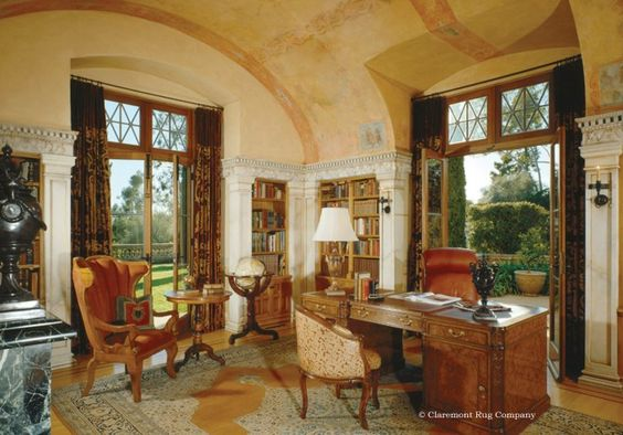 Dizzy Modern Home Library