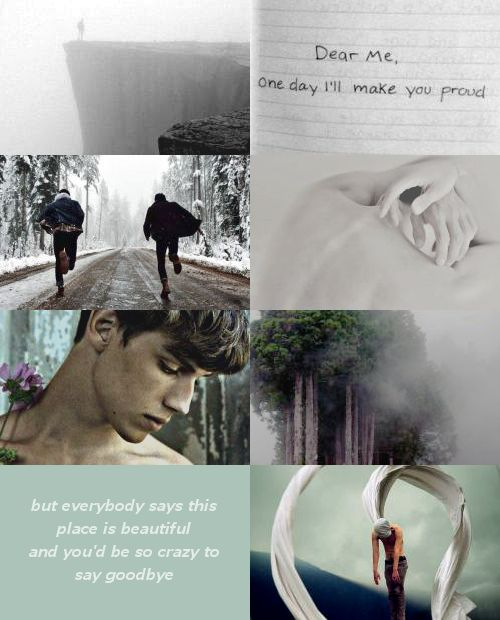 a smile made for war// Adam Parrish aesthetic
