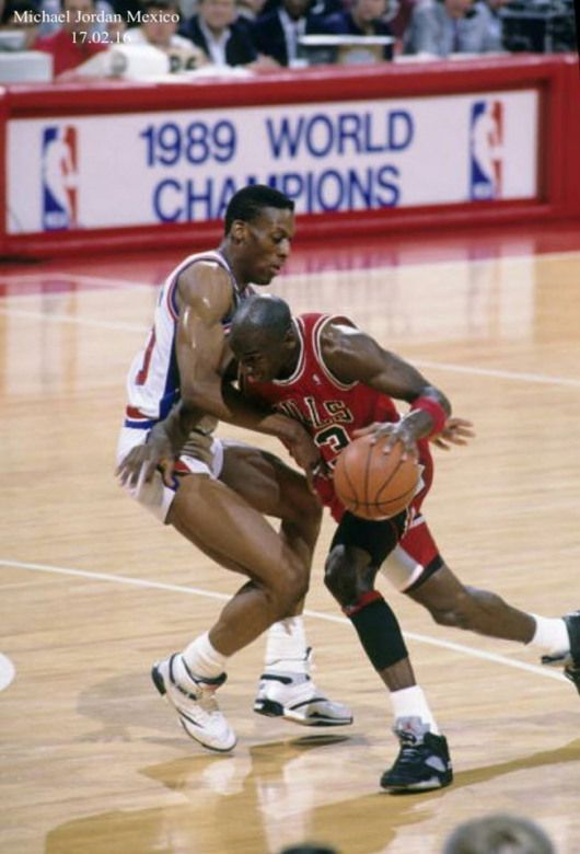 Best Defensive Player Vs Best Offensive Player Dennis Rodman And