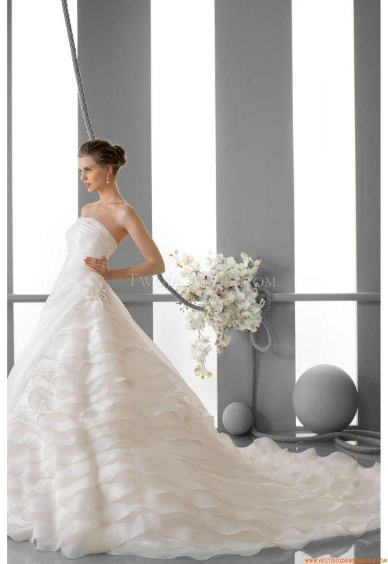 Vestido de novia Alma Novia 161 Foro 2013