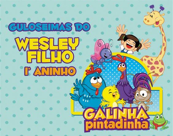 MARMITA GALINHA PINTADINHA NO POA VERDE CLARO