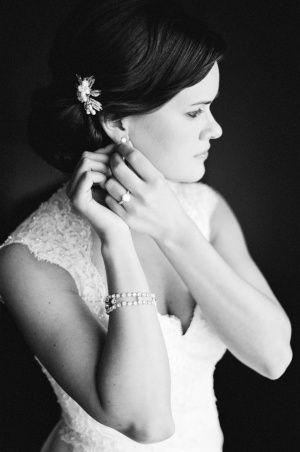 Paloma Blanca Real Bride Wedding Day Beauty