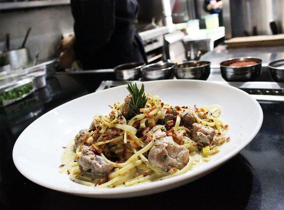Los esperamos! #DDW #SuTerceraCasa daniel.com.co/menus   Reservas: 2493404 #pasta #bogota #kitchen