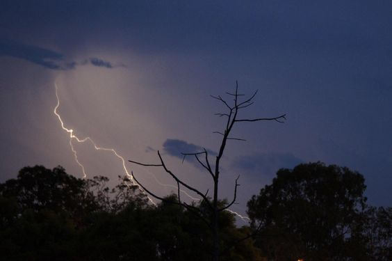 My very first lightning shot. Took a bit but so proud of it