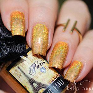 COMING SOON Esmaltes da Kelly- I Love Paris- Mon Petit