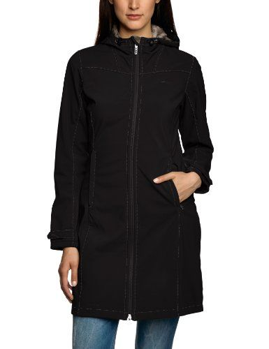 VAUDE Jacke Women's Kalott Coat - Soft shell, color negro, talla 38 null http://www.amazon.es/dp/B00CUMD58U/?tag=advert 09-21