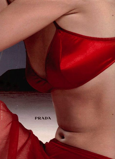 "RECOLLECT VINTAGE / INSPIRATION | gabbigolightly: "" Prada Fall 1998 """