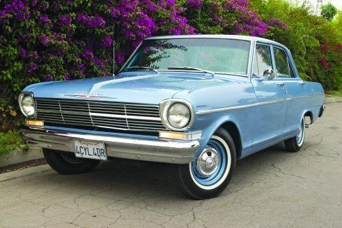 Super Nova 1962 Chevrolet Ii 300 Small Luxury Cars New Sports Cars Chevy Models