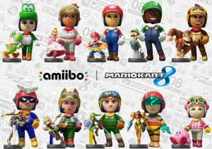 amiibo nintendo review - mario cart