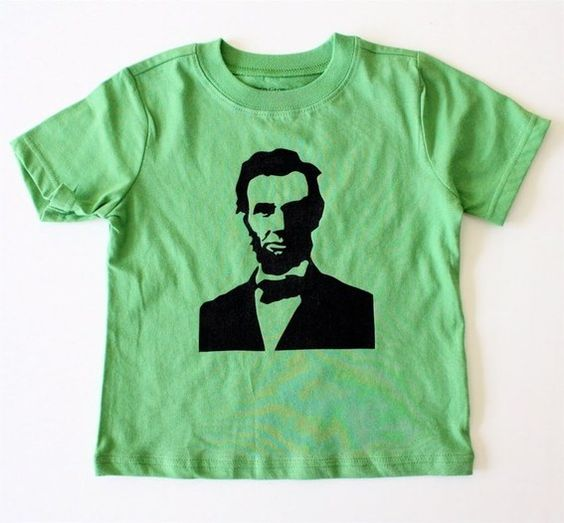 How to: Print Your Own President's Day T-Shirt » Curbly | DIY Design Community