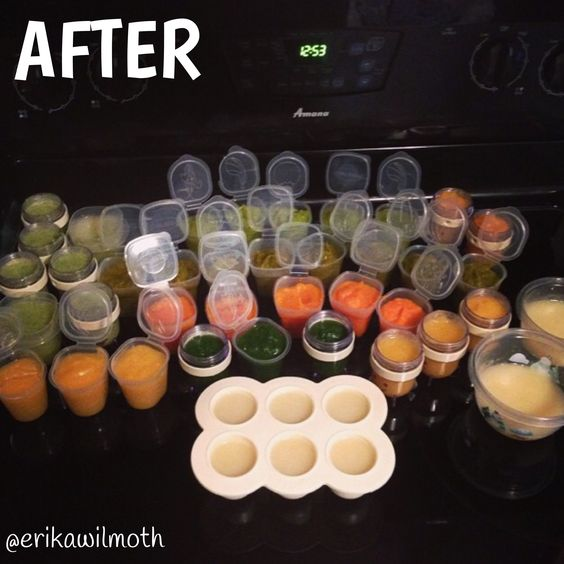 Baby Meal Preps by real moms only on www.babyprepsundays.com