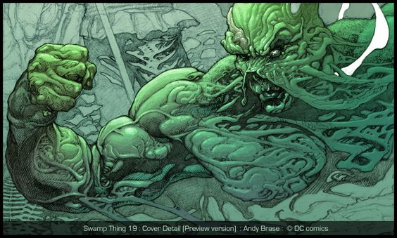 : Runic Piranha Studios : Art of Andy Brase