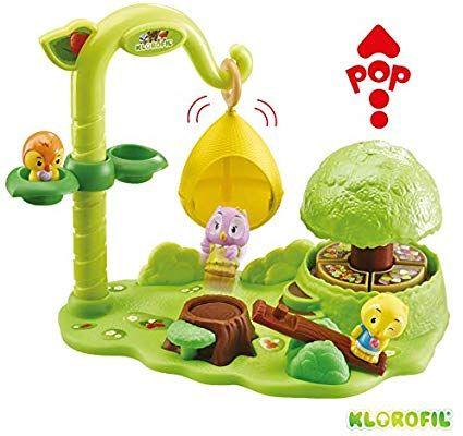 Multicolore 700202 Klorofil Le Parc enchant/é Jouet D/éveil