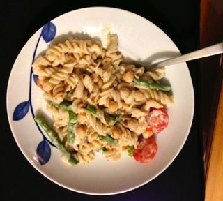Pasta Italiano from Chloe's Kitchen, our October VegCookbook.