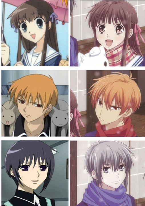 New Fruit Basket 2019 Anime Character Design I M Hella Nostalgic For The Old Style But After See Fruits Basket Anime Fruits Basket Manga Fruit Basket Anime